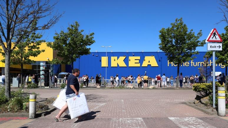 Guardian: IKEA должна заплатить €1 млн штрафа за шпионаж за сотрудниками
