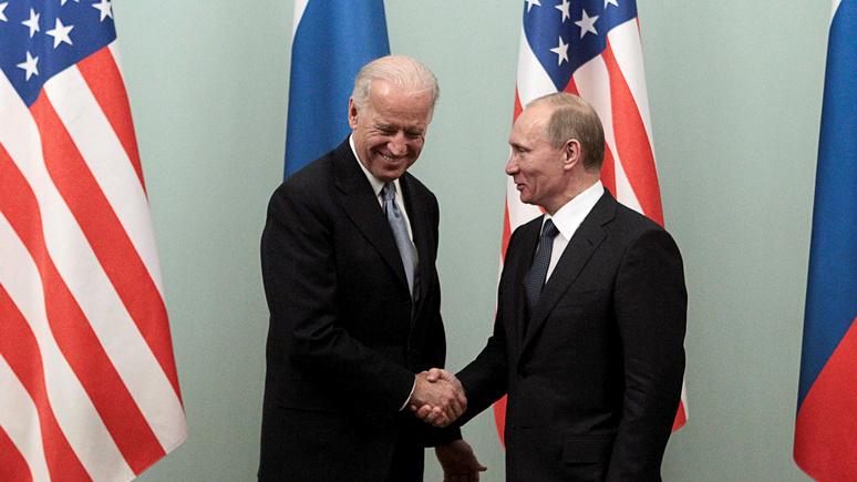 Das Erste: в Кремле не ждут многого от встречи Байдена и Путина