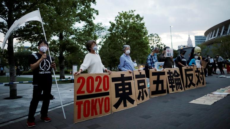Bloomberg: пьедестала в Токио заслуживают не спортсмены, а медработники