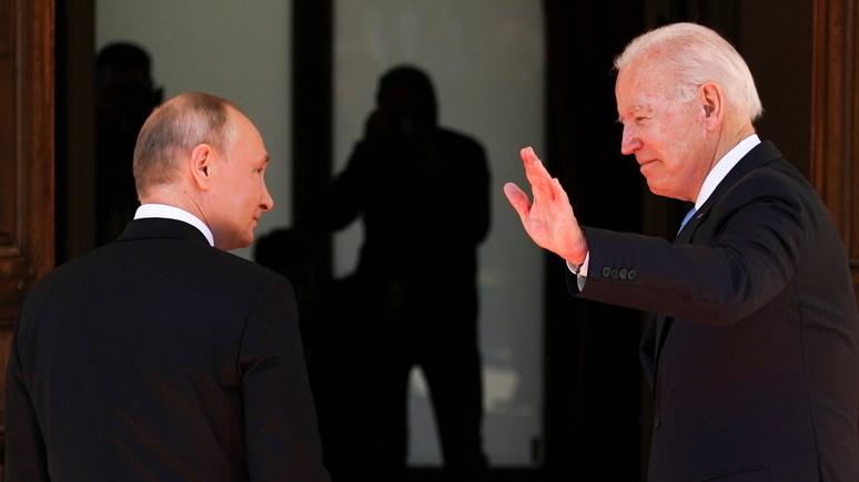 «Не перезагрузка, но возврат к нормальной дипломатии» — мировые СМИ о встрече Байдена и Путина