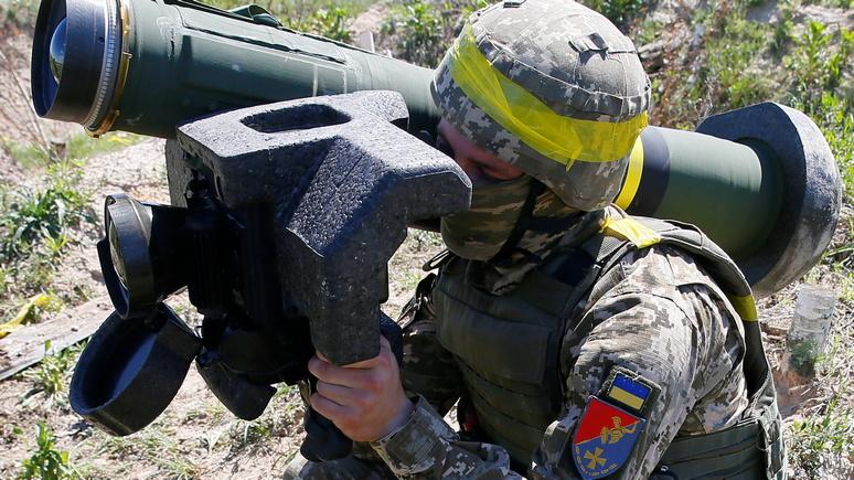 Politico: Белый дом заморозил пакет военной помощи Украине на $100 млн