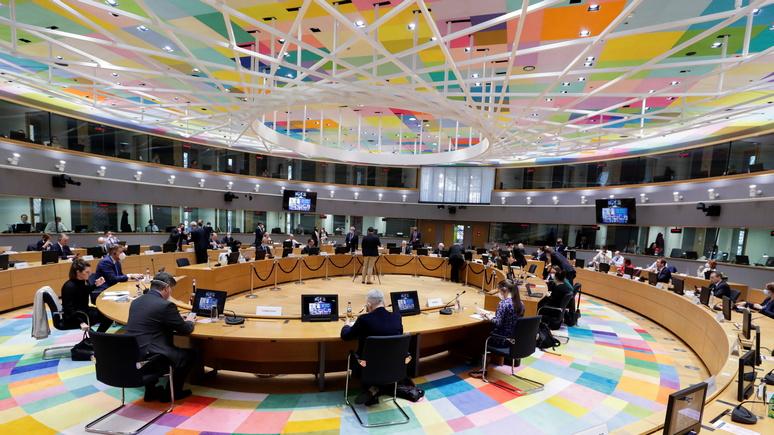 Das Erste: главными темами предстоящего саммита министров иностранных дел ЕС станут Белоруссия и Россия