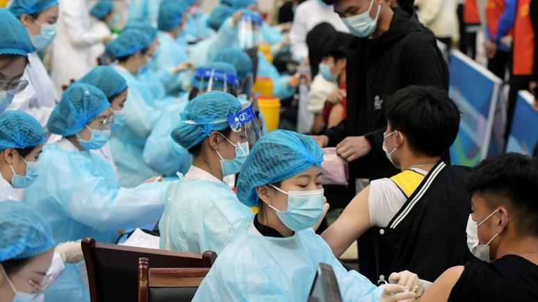 N-TV: Китай вакцинировал более миллиарда жителей