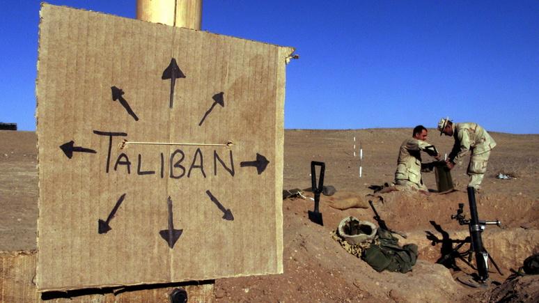 Bild: «Талибан» за один день захватил семь афганских районов