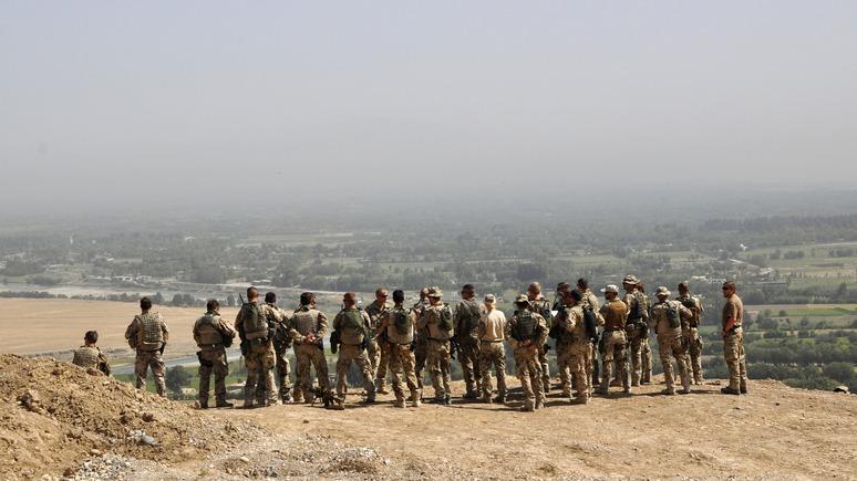 Spiegel: успехи «Талибана» усиливают нервозность среди немецких солдат накануне возвращения в Германию