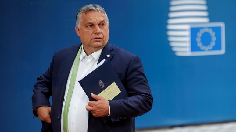 FAZ: европейские лидеры «попросили» Орбана из ЕС из-за скандального закона об ЛГБТ