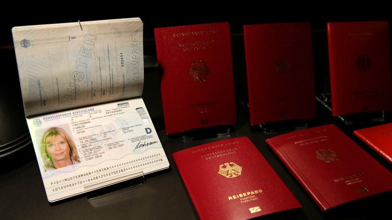 Focus: в Германии облегчили получение гражданства для потомков жертв нацизма