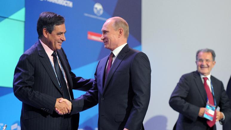 Die Welt опасается, что французские элиты станут «новой добычей Путина»