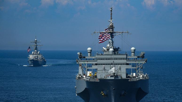 Telepolis: «Морской бриз» НАТО в Чёрном море рискует превратиться в шторм