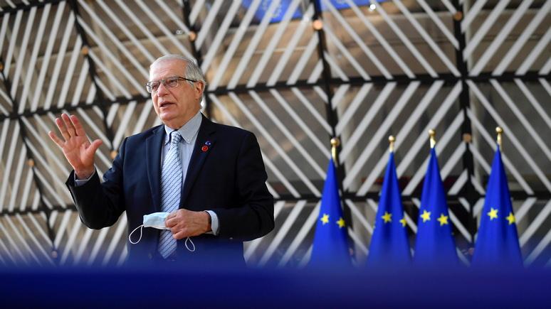 EUreporter: исходить из реальности — глава дипломатии ЕС рассказал, как быть с Россией