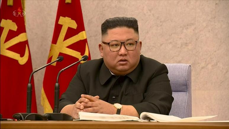 Hill: Ким Чен Ын сообщил о «серьёзном инциденте», связанном с COVID-19