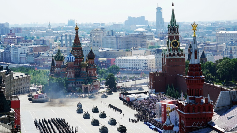 Die Ostschweiz: Россия заслуживает уважения Запада и признания её имперских амбиций