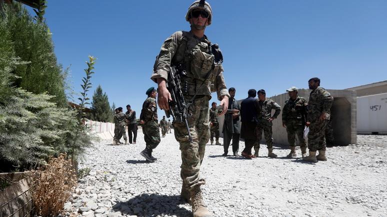 WSJ: «на всякий случай» — США готовят план экстренной эвакуации посольства в Кабуле