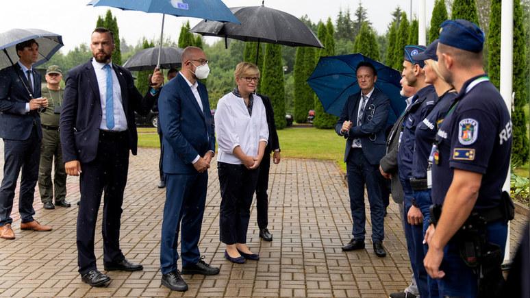 DELFI: Литва отгородится от Белоруссии дополнительными заграждениями