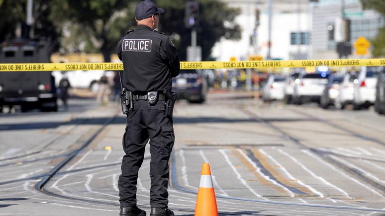 WT: Белый дом призвал бороться с ростом преступности за счёт средств на поддержку экономики в пандемию