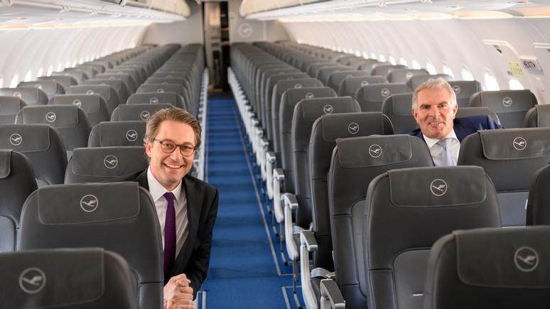 Bild: больше никаких «дам и господ» — Lufthansa переходит на гендерно-нейтральные приветствия