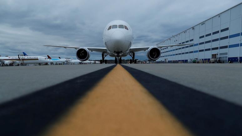 Угрозы безопасности полётов нет, но проблемы есть — CNN о новых дефектах, обнаруженных у самолётов Boeing 787 Dreamliner