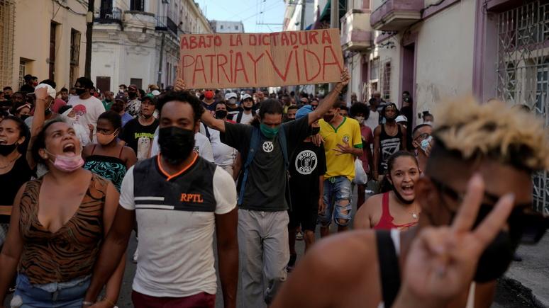 NYPost: мэр Майами призвал Байдена задуматься об авиаударах по Кубе