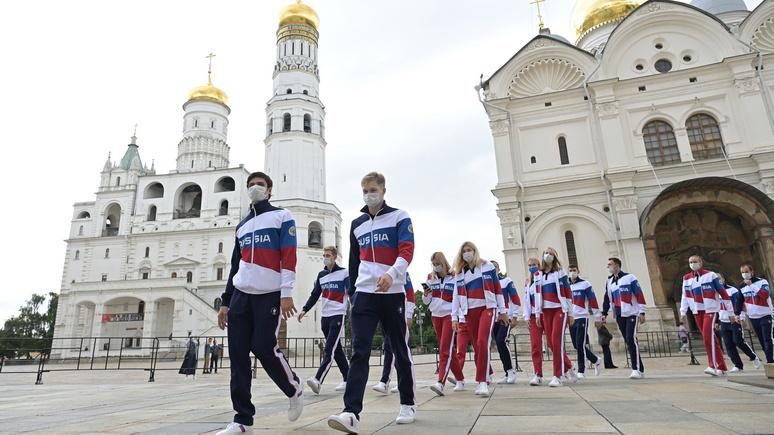 Bostone Globe: у русских на Играх в Токио не будет флага и гимна — но они не останутся незамеченными