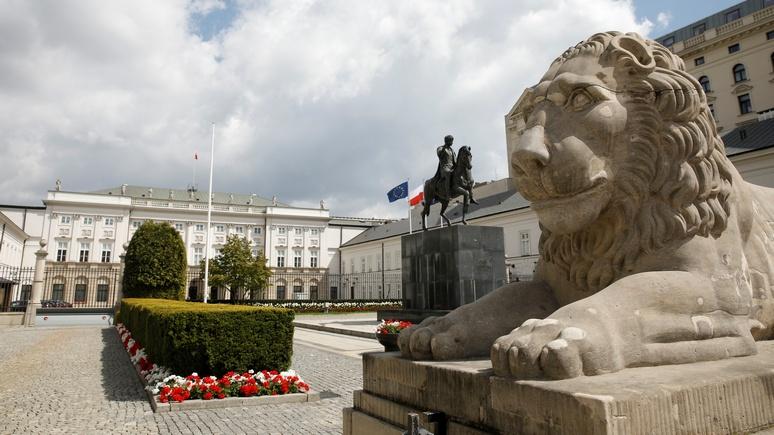 Onet: после Трампа Польше пришлось забыть о мании величия и вернуться на отведённое ей место в мировой политике