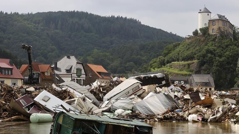 Ärzte Zeitung: Берлин признал недоработки в сфере защиты населения от стихийных бедствий