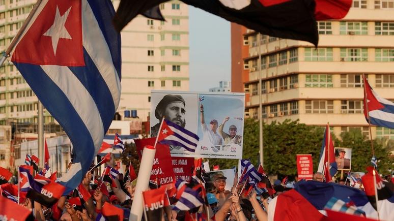 Le Figaro: на Кубу вернулся порядок под неусыпным оком России и Китая
