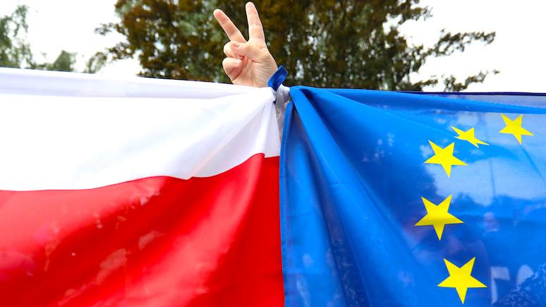 Замминистра иностранных дел Польши: никакого польэксита не будет — это происки оппозиции
