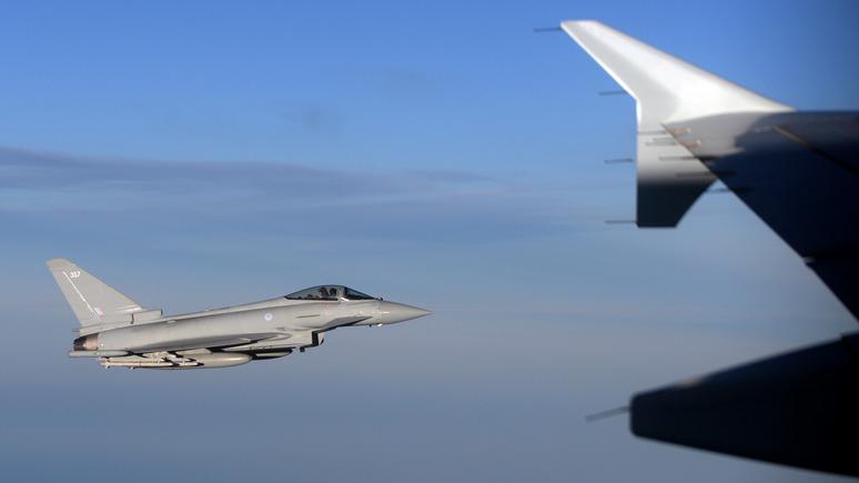 DT: британские ВВС возвращаются к тактике времён холодной войны из-за российской угрозы