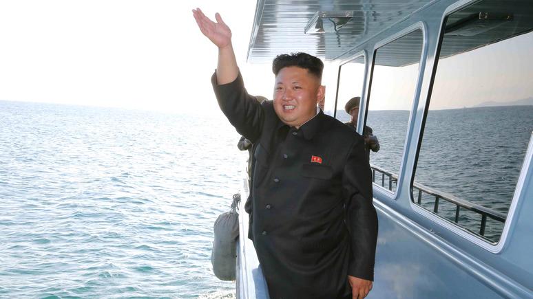 Insider: яхту Кима заметили в движении, пока Северная Корея борется с голодом и коронавирусом