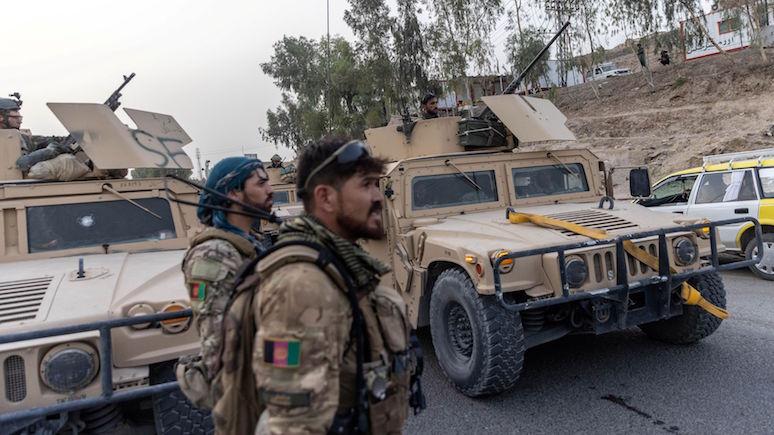 NYT: «есть вероятность полного захвата власти талибами» — в Пентагоне высказались о ситуации в Афганистане