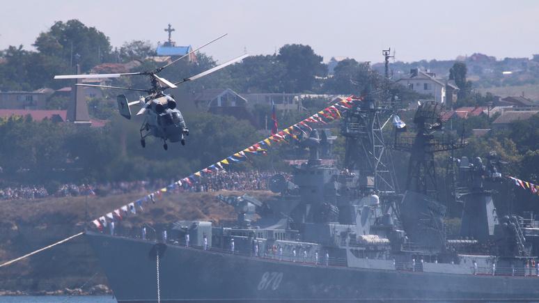 «Ведёт себя всё агрессивнее»: S&S о стратегии Москвы на Чёрном море