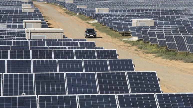 Немецкий эксперт: Германия должна помочь Украине стать поставщиком «чистой» энергии