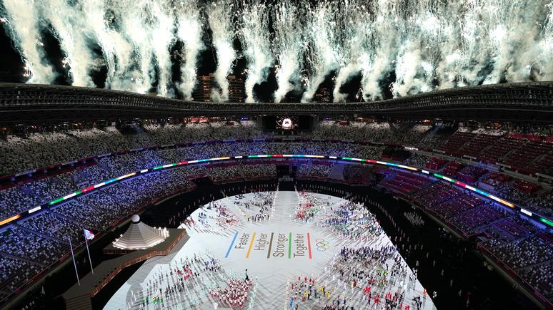 Asahi Shimbun: в день открытия Олимпиады в Токио «нет чувства эйфории и праздничного настроения»