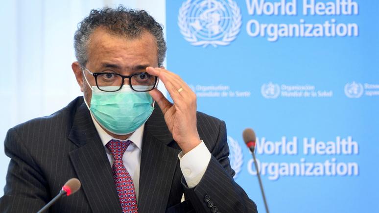 ВОЗ: пандемия не закончится раньше середины 2022 года