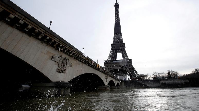 Le Figaro: «грязная и вонючая» — французы сомневаются, что смогут купаться в Сене к Олимпиаде-2024