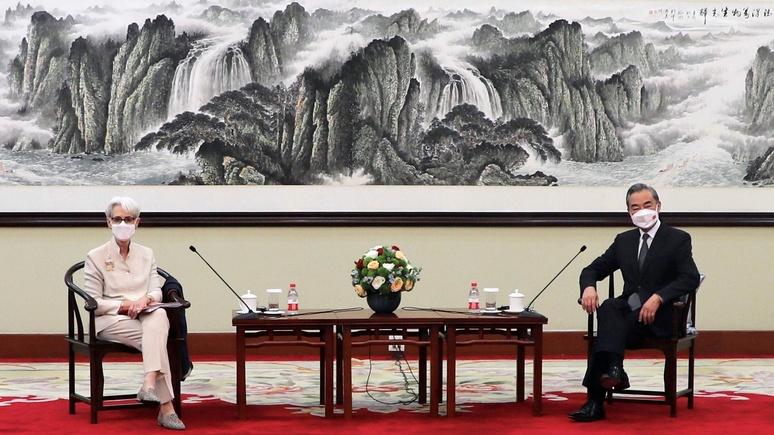 N-TV: отношения Китая и США не потеплели, несмотря на четырёхчасовые переговоры