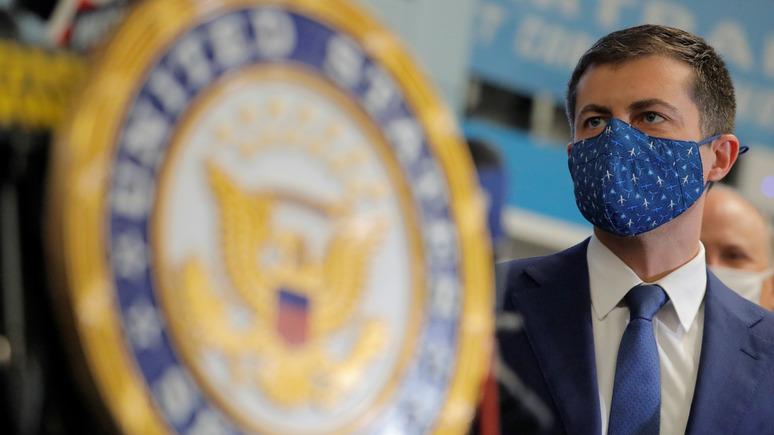 Корреспондент: США отправят на украинскую «Крымскую платформу» министра транспорта