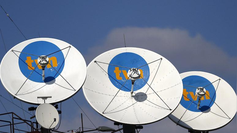 Танки против телеканала — Onet о скандале вокруг американского телевещания в Польше