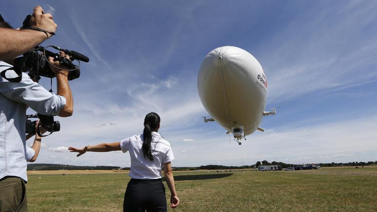 Der Standard: на фоне борьбы с глобальным потеплением в небо возвращаются «воздушные гиганты»
