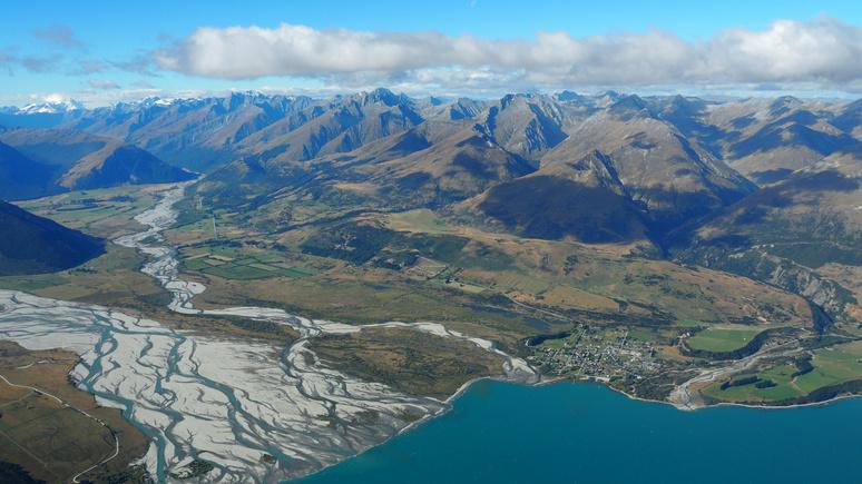 Sky News: Новая Зеландия признана лучшим местом для выживания в случае краха глобальной цивилизации