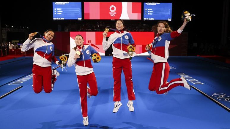 DT: берут наши медали — британцы критикуют МОК за допуск россиян на Игры