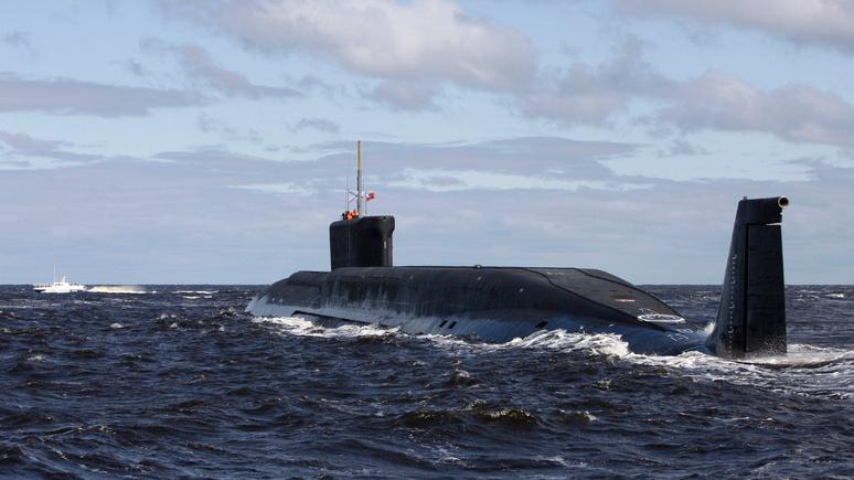 Daily Mirror: «отрабатывают глубокое проникновение в Атлантику» — учения российских подлодок встревожили британских аналитиков