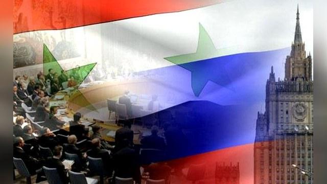 Россия оттачивает на Сирии мастерство дипломатии
