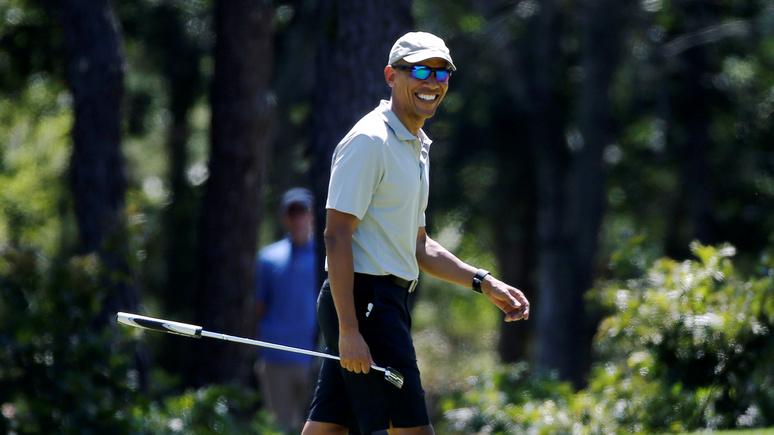 Telegraph: планы Обамы устроить вечеринку на 500 человек вызвали негодование в США