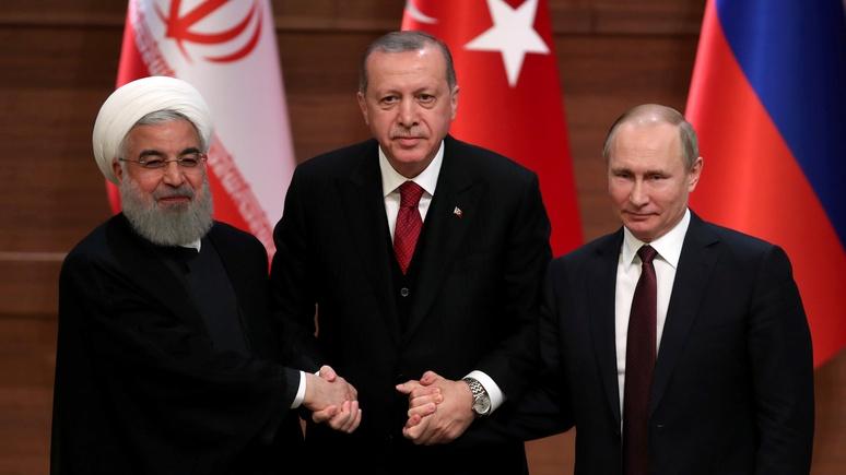Политолог: после Сирии весь арабский мир смотрит на «Путина Аравийского» влюблёнными глазами