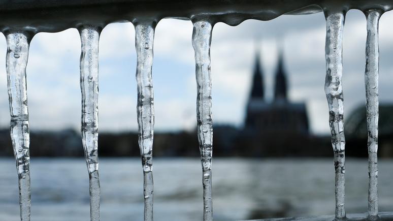 Bild: до ломоты в зубах — газовый конфликт с Россией грозит немцам холодной зимой