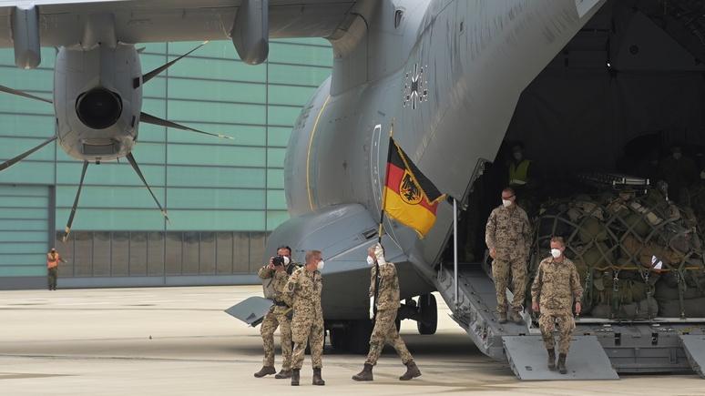 SZ: «утратили моральный компас» — в Берлине не спешат спасать афганских помощников от мести талибов