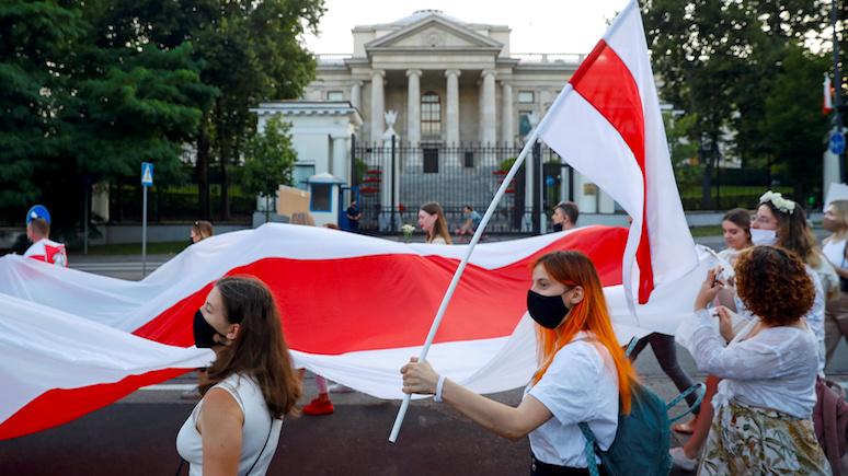 Onet: Польша просчиталась, положившись на скорый крах Лукашенко