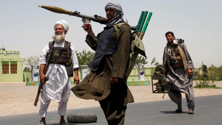 Bild: Афганистан обвинил Пакистан в поддержке «Талибана»