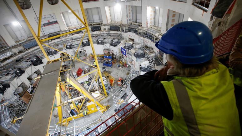 Le Monde: мировые державы начали гонку мини-реакторов